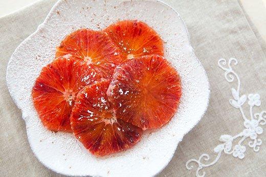 Moroccan Orange Dessert (0042)