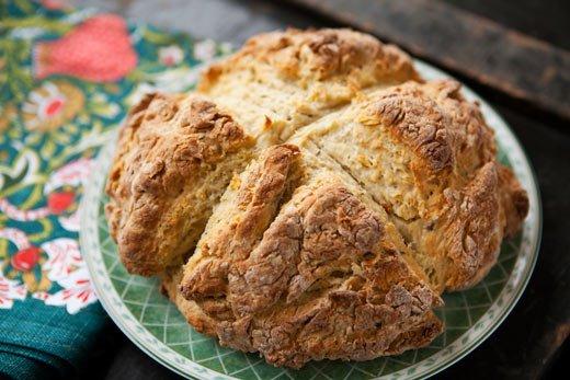 Caraway Soda Bread (0066)