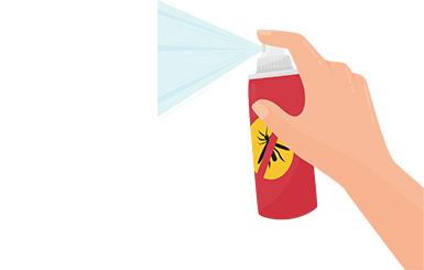 蚊香、杀虫剂