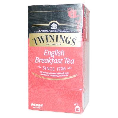 Twinings of London English Breakfast Tea 50g