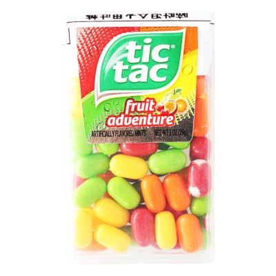 Tic Tac Fruit Mix Candy 29g