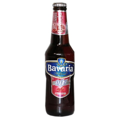 Bavaria Non Alcoholic Pomegranate Malt Drink 330ml