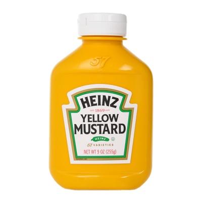 Heinz Yellow Mustard 255g