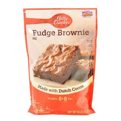 Betty Crocker Fudge Brownie Mix 290g