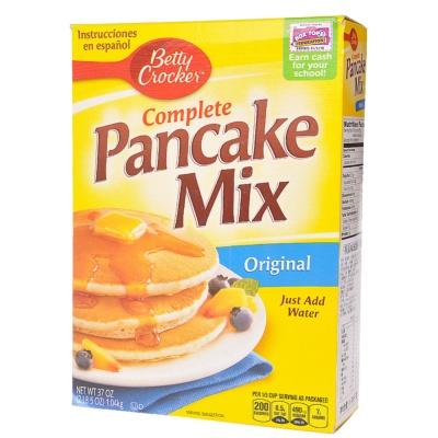 Bettycrocker Complete Pancake Mix Original 1.04kg
