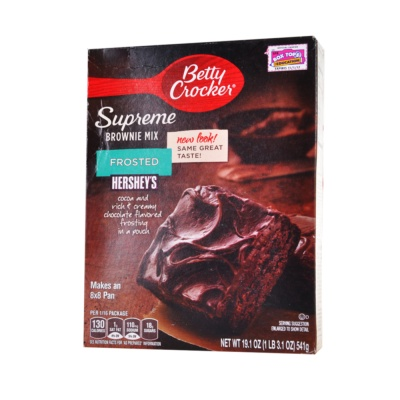 Betty Crocker Frosted Premium Brownie Mix With Hershy's 541g
