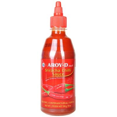 Aroy-D Sriracha Chilli Sauce 510g
