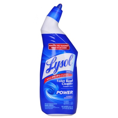 Lysol Toilet Bowl Cleaner 709ml