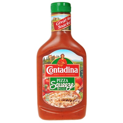 Contadina Pizza Squeeze Pizza Sauce 425g