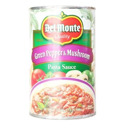 Delmonte Green Pepper & Mushroom Pasta Sauce 680g