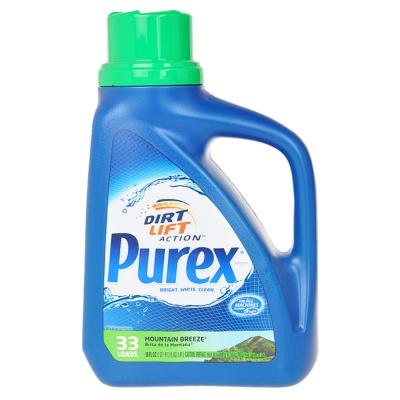 普雷克斯浓缩山风香洗衣液 1.47L