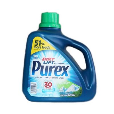 普雷克斯2倍浓缩增亮洗衣液(山野清新) 4.43L