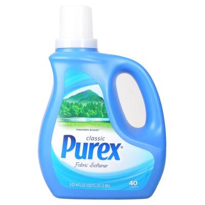 普雷克斯牌山泉清香衣物柔顺洗衣液 2.95L