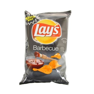 Lay's Barbecue Potato Chips 77.9g