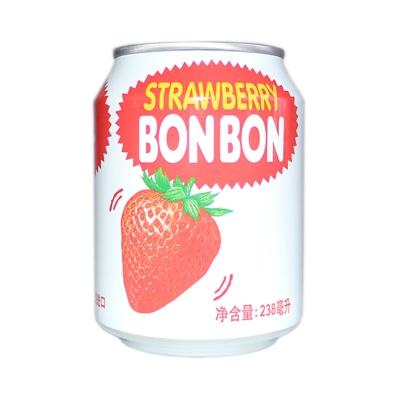 HaiTai Crushed Strawberry Juice 238ml