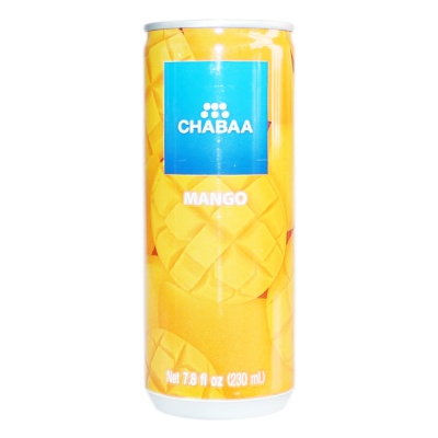 Chabaa Fruit Fresh Mango Juice Drink 230ml