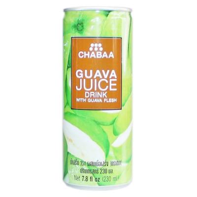 Chabaa Guava Juice Drink 230ml
