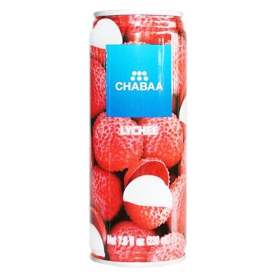 Chabaa Lychee Juice Drink 230ml