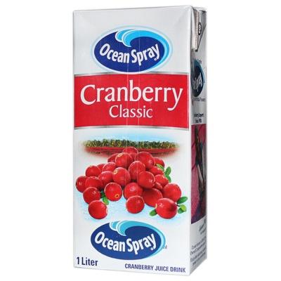 Ocean Spray Cranberry Juice Drink 1L