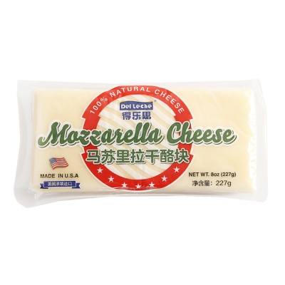 Del Leche Mozzarella Cheese 227g