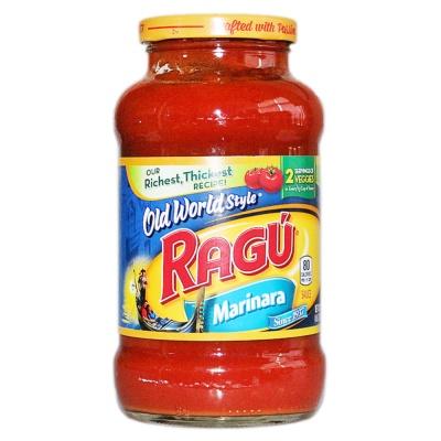 Ragu Marinara Spaghetti Sauce 677g