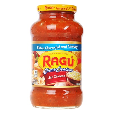 Ragu Six Cheese Pasta Sauce 680g