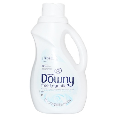 Downy Ultra Concentrated Fabric Protect Free & Gentle 1.02L
