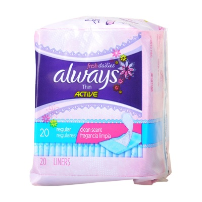 Always Thin Tampon 20ct