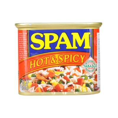 Spam Hot & Spicy Luncheon Meat 340g