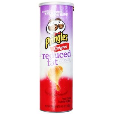 Pringles Original Potato Crisps 140g