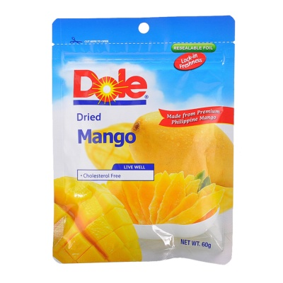 Dole Dried Mango 60g