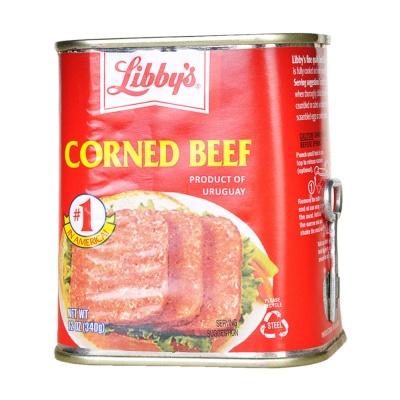 利比咸牛肉 340g