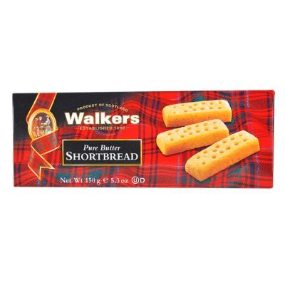 Walkers Pure Butter Shortaread 150g