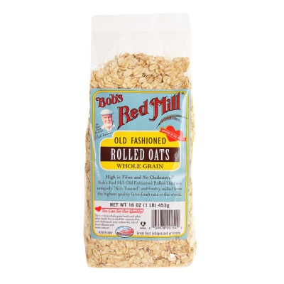 Bob's Red Mill Old Fashioned Rolled Oats 453g