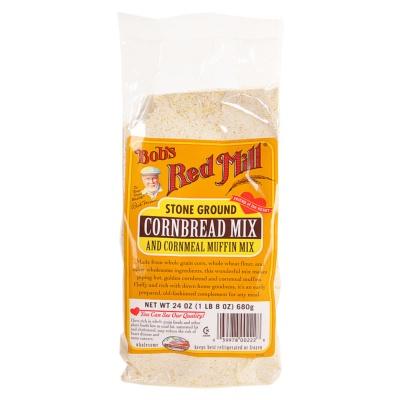 Bob's Red Mill Cornbread Muffin Mix 680g