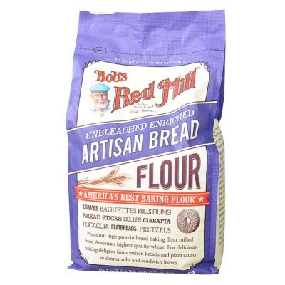 Bob's Red Mill Unbleached Enriched Bread Flour 2.27kg