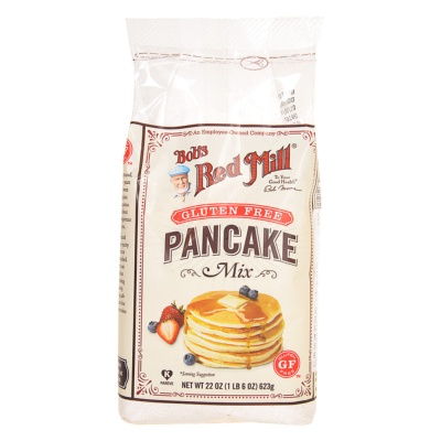 Bob's Red Mill Pancake Mix(Gluten Free) 623g