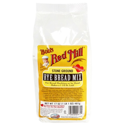 Bob's Red Mill Rye Bread Mix 481g
