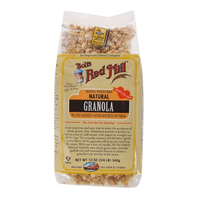 Bob's Red Mill Original Whole Grain Granola 340g