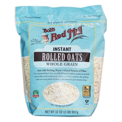 Bob's Red Mill Instant Rolled Oats 907g