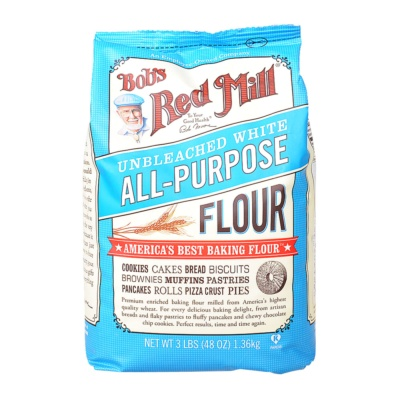 Bob's Red Mill Unbleached White All-purpose Flour 1.36kg