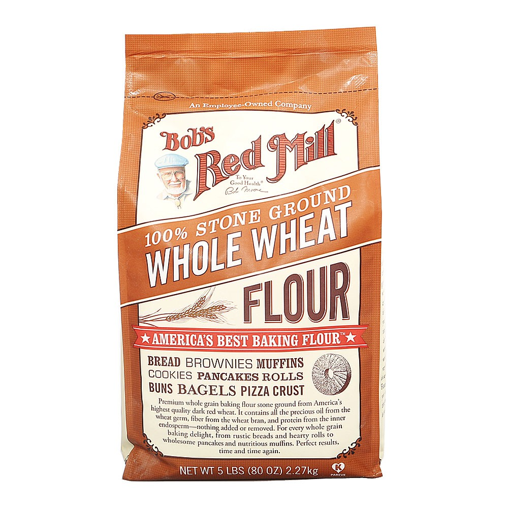 Bob S Red Mill Whole Wheat Flour 2 26kg