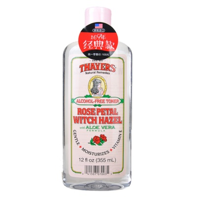 Thayers Rose Petal Witch Hazel Toner 355ml