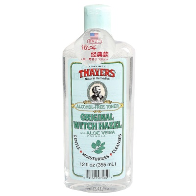 Thayers Original Witch Hazel With Aloe Vera 355ml