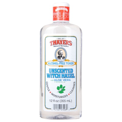 Thayers Unscented Witch Hazel Toner 355ml
