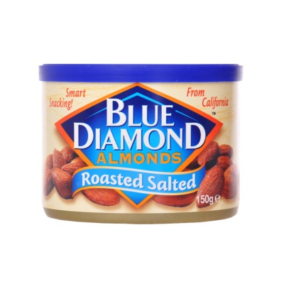 Blue Diamond Almonds Roasted Salted 150g