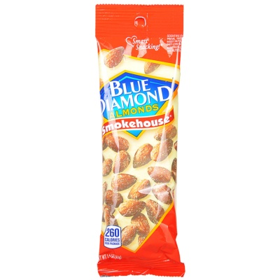 Blue Diamond Smokehouse' Almonds 43g