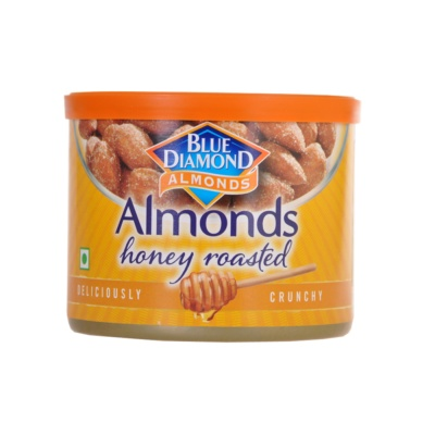 Blue Diamond Honey Roasted Almond 150g
