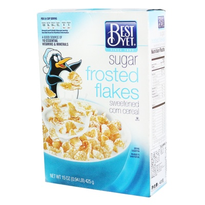 Best Yet Sugar Frosted Flakes 425g