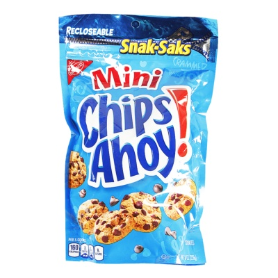 Nabisco Mini Chocolate Chips Ahoy Cookies 226g